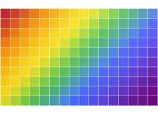 Таблица цветов Элакор