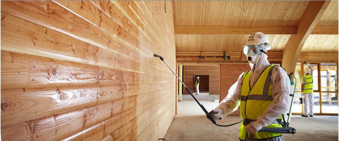 Покрытия для дерева<br> <strong>Качество покрытия - залог долговечности материала!</strong>